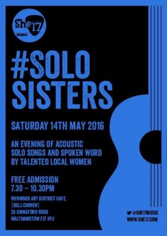 She17 Solos poster